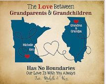 Gift For Grandparents: Personalized Grandma Gifts First Time Grandparent Gifts Custom Gifts For Grandma Grandparent Gifts Grandma Present