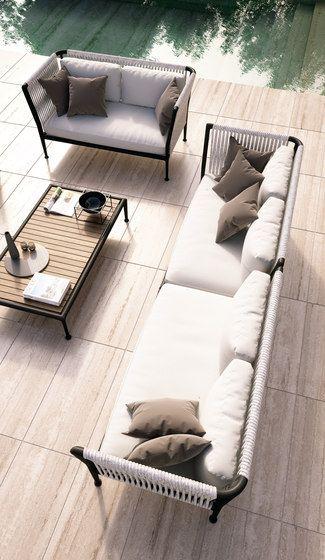 Garden sofas | Garden lounge | Treble | Unopiù. Check it out on Architonic