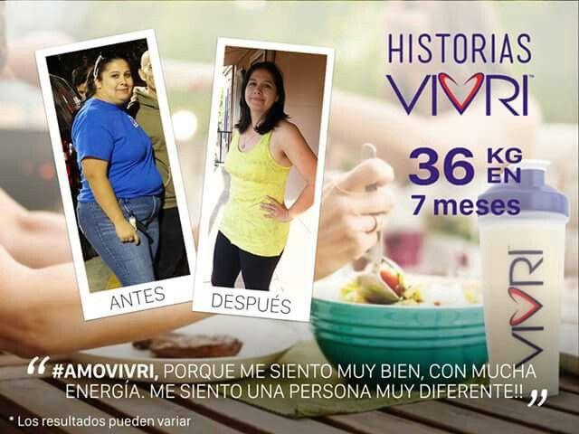 Testimonio VIVRI.....www.vivri.com/suzettelde