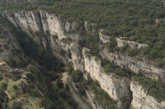 Il Passo San Giorgio Monumento Naturale di Osini