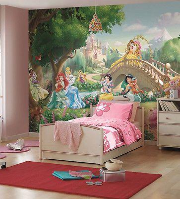 Picture 5 Of 6 Princess Bedroom Decor Children Room Girl Princess Room Decor