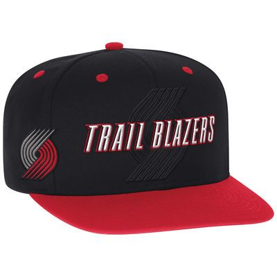 Portland Trail Blazers adidas Youth 2016 NBA Draft Snapback Hat - Black