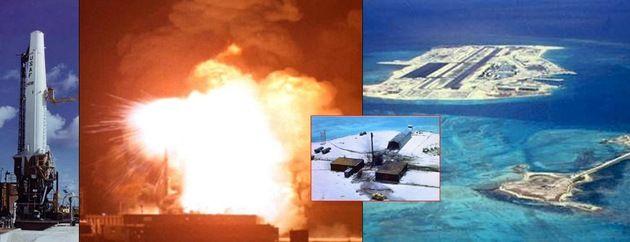 Las 10 mayores bases militares abandonadas del mundo. Atolón Johnston en EE.UU. Fue testigo de varias pruebas nucleares fallidas y sirvió de almacén para armas químicas como el temido Agente Naranja tras la Guerra de Vietnam. Hoy no alberga contaminación, es un lugar turístico y de observación de aves marinas administrado por la Red de Parques Nacionales de EE.UU.