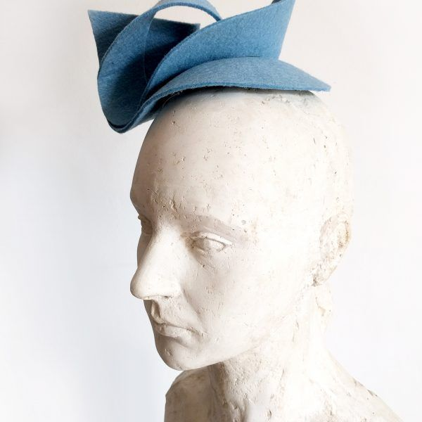 NARCISA Fascinator hat made by Eventivity Accessorize