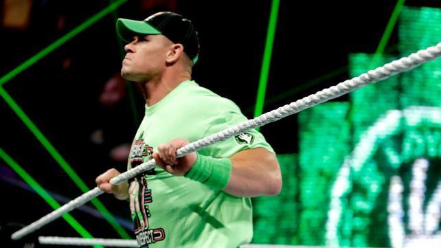 John Cena vs. Bray Wyatt — Last Man Standing Match: photos | WWE.com