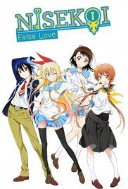 Nisekoi Season 1 Episode 1 English Dub. The heir to a Yakuza Family is forced to be in a relationship with the daughter of the head of a gangster family to avoid a gang war, much to their chagrin.