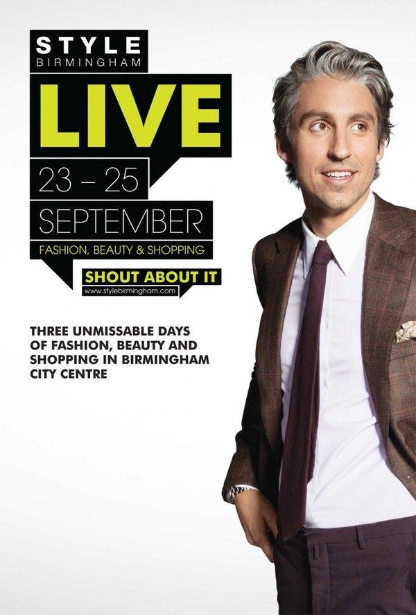 rStyle Birmingham Live Event — Designspiration