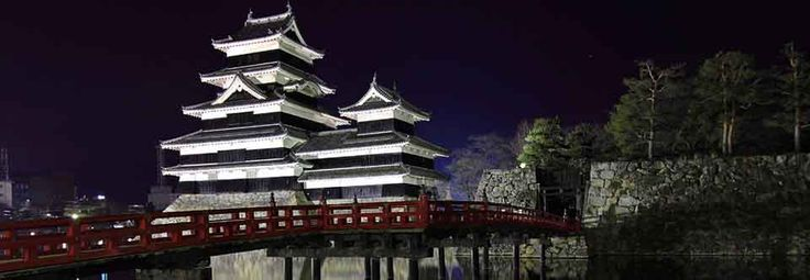 Matsumoto Castle, Japan's oldest castle - a National Treasure with 400 years of history. Find Matsumoto Castle accommodation, maps, transport & webcams.