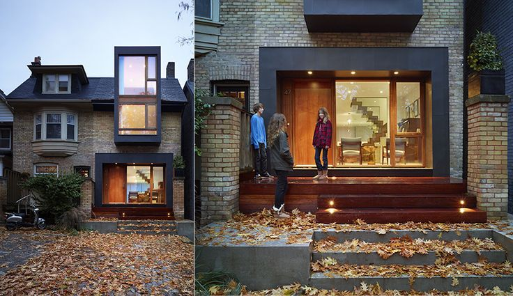 A Toronto Home's Cozy, Modern Renovation – Azure Magazine