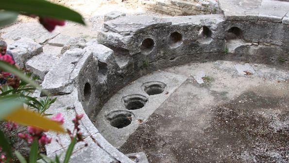 Le Castellum- Nîmes