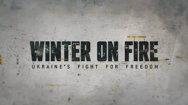Patrick directed the main title sequence for Netflix's Oscar-nominated documentary Winter On Fire: Ukraine's Fight For Freedom