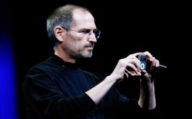 Today would be his 57th....Happy B-Day Steve Jobs