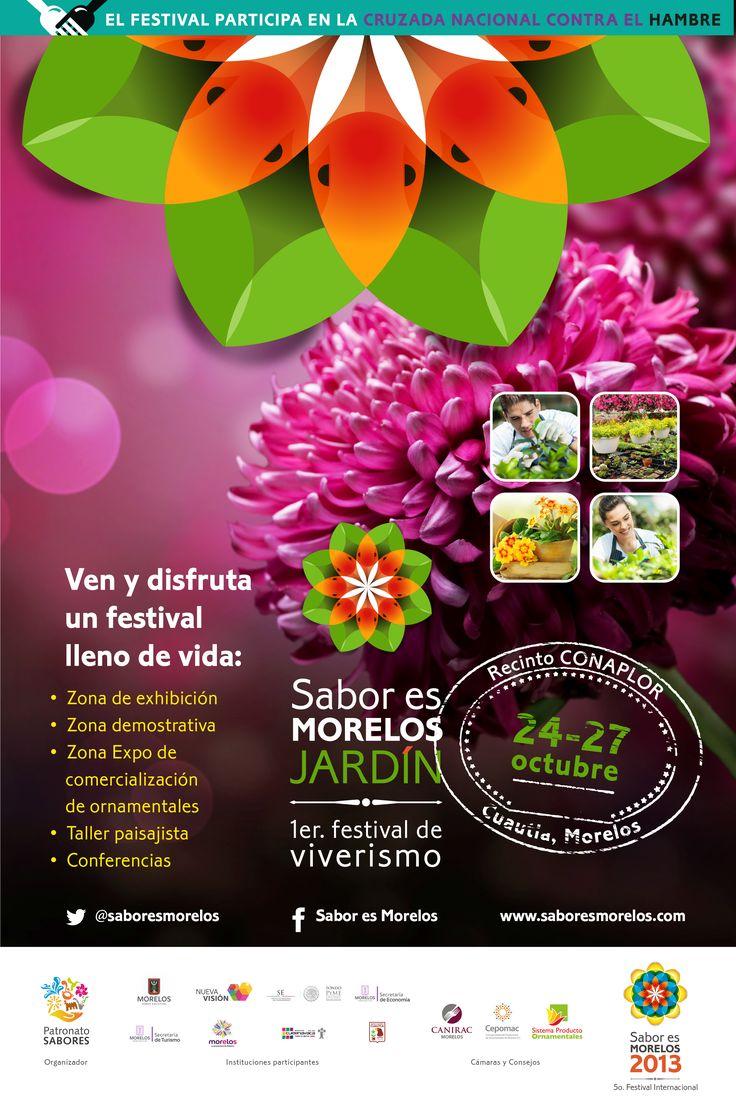 #00023 poster jardín