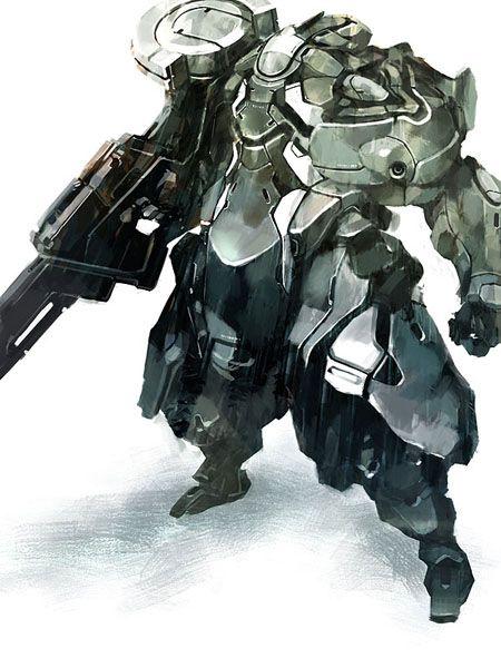 Brian Sum - Mass Effect Concept Artist