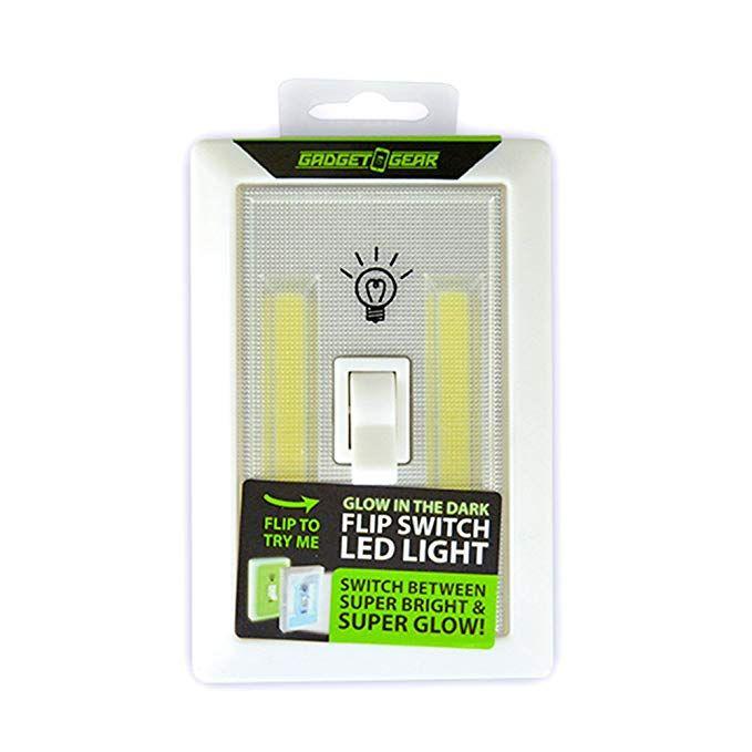Super Bright Cob Led Cordless Closet Light Switch Battery Operated Night Light Ultra Bright Emergency Light Light Switch Led Light Switch Emergency Lighting
