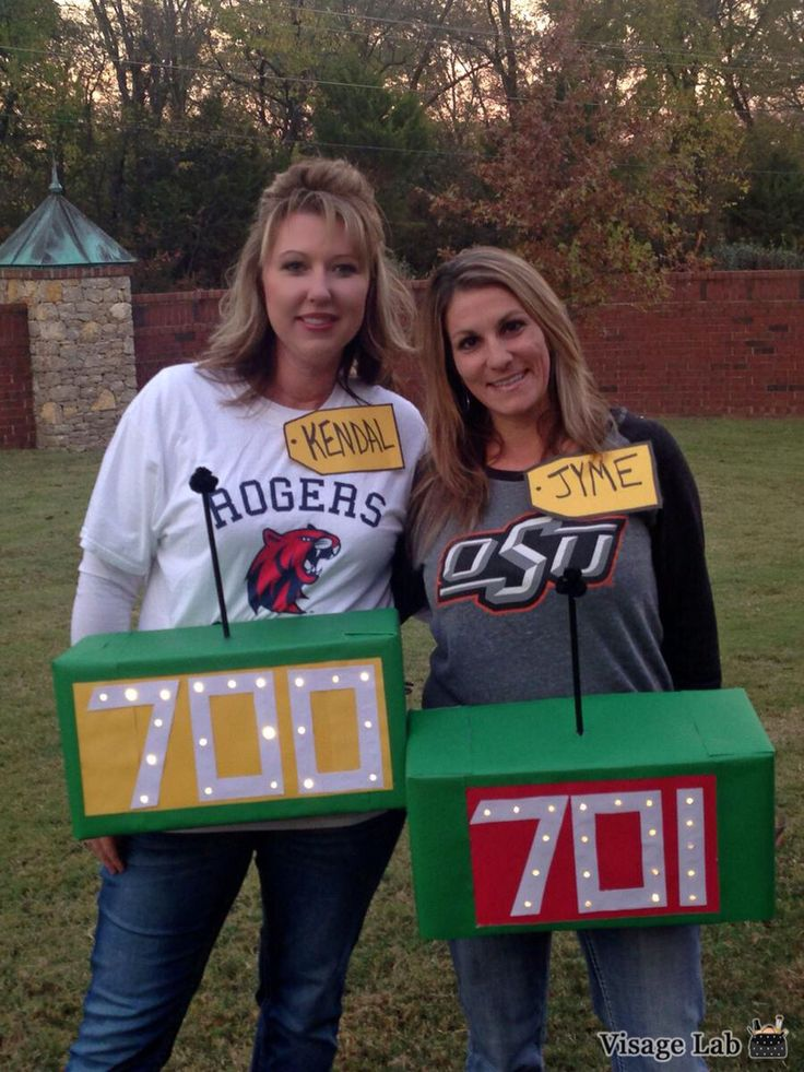 Halloween Costume - The Price is Right