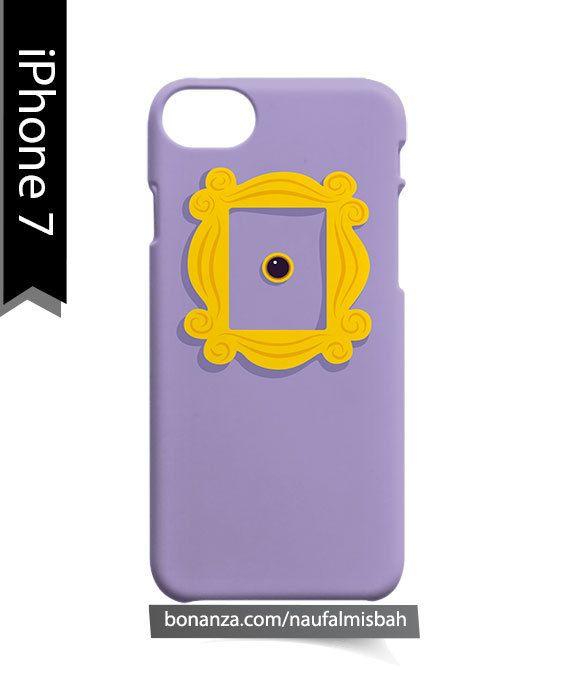 Friends Door iPhone 7 Case Cover Wrap Around