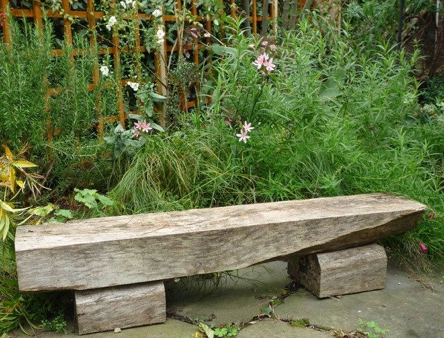 17 best images about sleeper ideas on pinterest raised for Sleeper garden designs