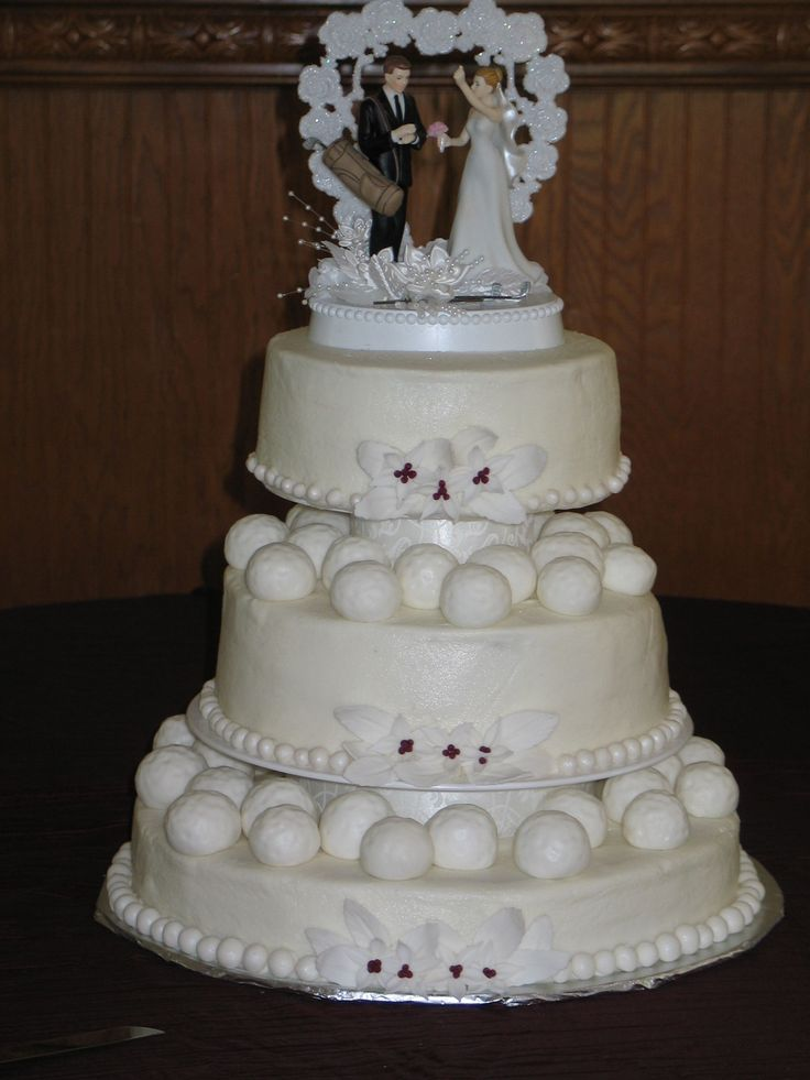 ideas instead of wedding cake 17 best ideas about golf theme weddings on 16295