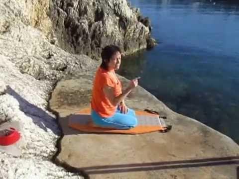 5 tibeťanů - cvičení - YouTube