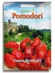 Tomaat, Roma- 'Super Roma Vf'   Solanum lycopersicum - Zahra Seeds - biologische groentezaden, kruidenzaden & bloemzaden voor de moestuin en siertuin - powered by 123webshop.nl