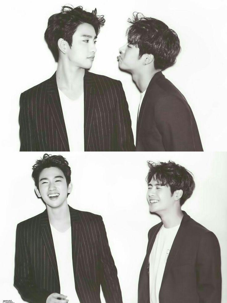 GOT7 Jackson and Jinyoung