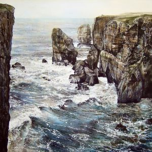 1000 images about acuarela 5 on pinterest watercolor for Landscaping quinns rocks