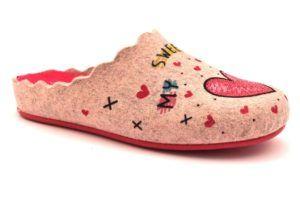 GRUNLAND ADEL CI1404 38 CIPRIA FUXIA rosa ciabatte pantofole tirolesi in  lana cotta invernali calde comode 086277fffea