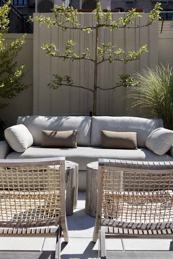 Gray Couch Outdoor Ideas