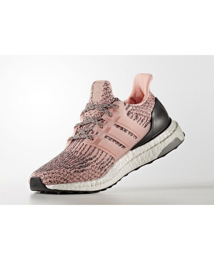 7f6383cb1f59 Adiads Ultra Boost 3 0 Salmon Pink Rose trainers for cheap Sale ...