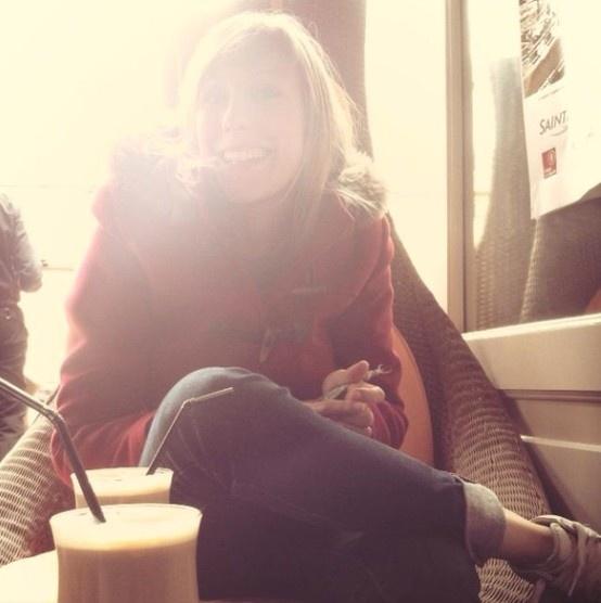 Bailey's Coffee !