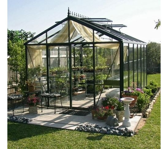 Gazebos And Greenhouses Cozy Cottage Style Pinterest