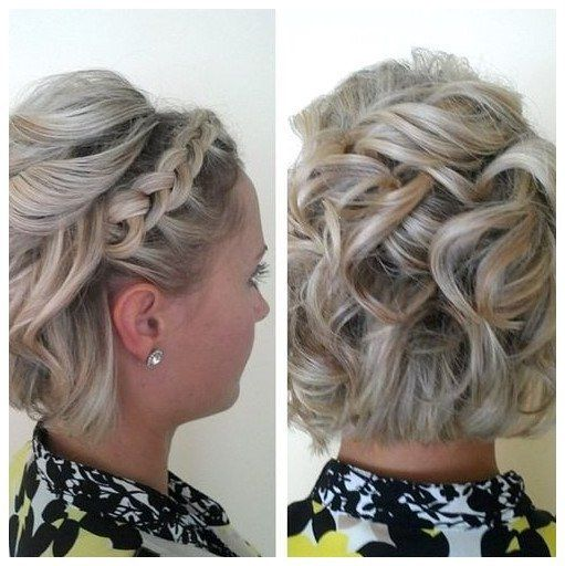 Hairstyles For Fine Thin Hair That Look Fabulous Prom Hairstyles For Short Hair Short Hair Updo Hair Styles