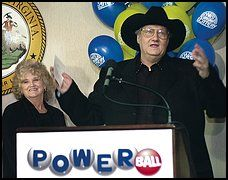 Rich Man, Poor Man ~ Jack Whittaker won a 314 million Powerball jackpot. This bit of luck would destroy him.