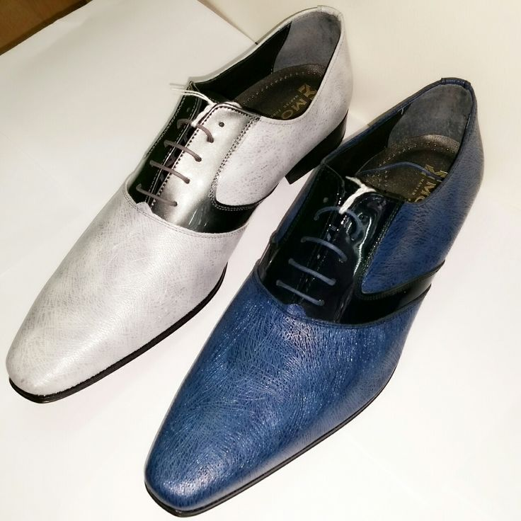 FENATTI: ALL SKIN SHOE, LEATHER LINING AND SOLE, LEATHER SOLE.AVAILABLE COLORS NAVLE BULE AND HIELO.MADE IN SPAIN