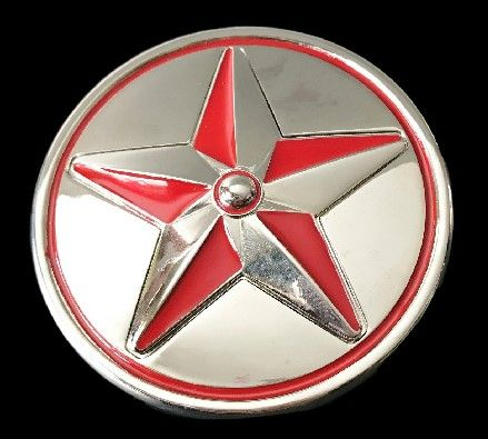 Shining Shooting Star Stars Western Belt Buckle #star #shootingstar #northernstar #starbuckle #starbeltbuckle #buckles