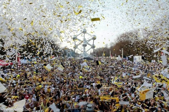 Bekerwinnaar Sporting Lokeren 2012