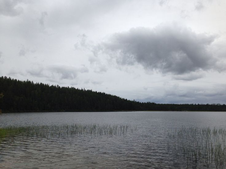Lapland, Finland - near Juuma.
