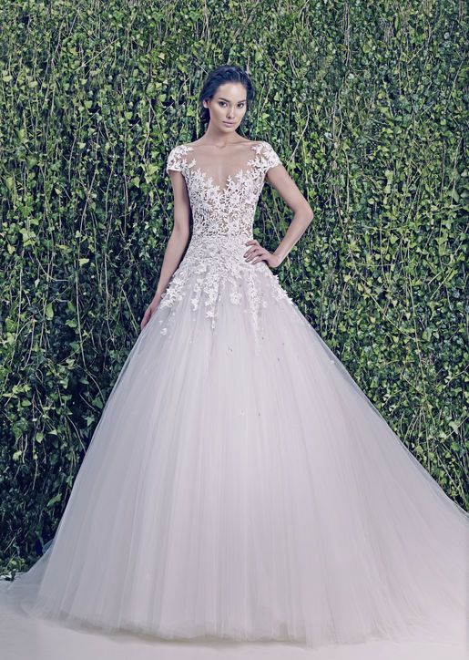 New Zuhair Murad Wedding Dresses: So Fantastic, You Might Accidentally Hug Your Computer