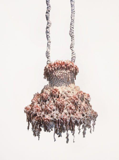 Petah Coyne, Untitled #781, 1994; Wax, plastic, cloth, and steel, Gift of Steven Scott, Baltimore, in honor of the artist; © Petah Coyne, Courtesy of Galerie Lelong, New York
