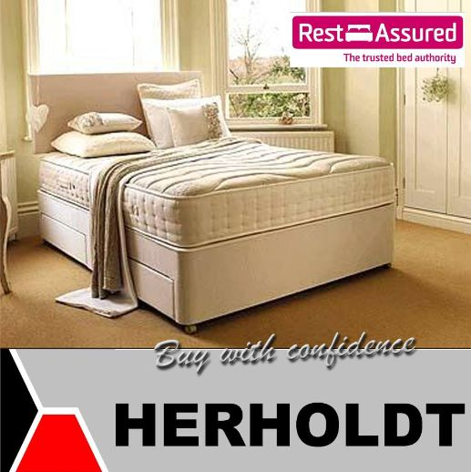 Get a good night's sleep on one of the extra length Rest Assured beds from Drommedaris. We make sure that you get the best quality and the best price every time. Visit our store in Jeffreys Bay or simply call us to place your order. #homeimprovement #homedecor