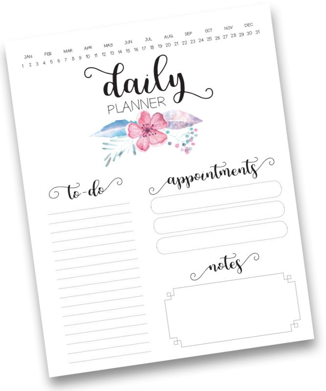 Printable Wall Art, Planners and Calendars, Wedding Stationery