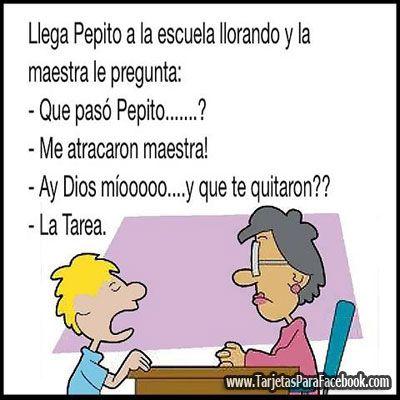 Aaaah! Que Pepito.