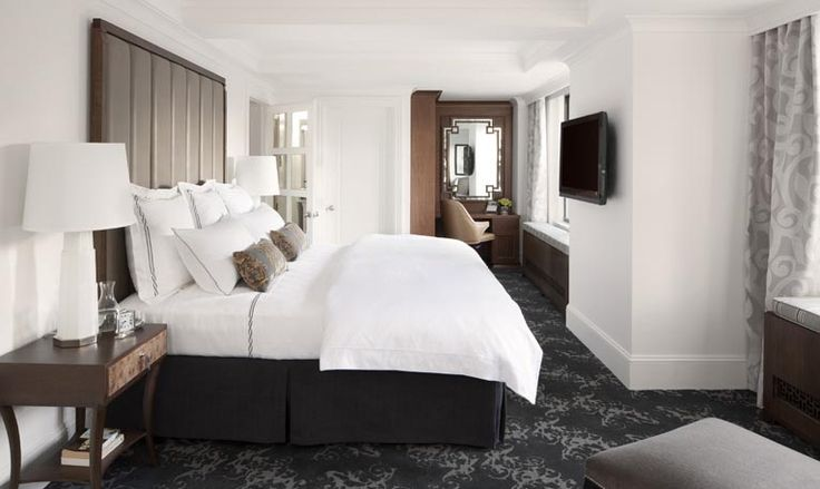 Relais & Chateaux - Behind the sleek doors of The Surrey's New York townhouse façade hides a unique hotel and home-away-from-home for travelers staying in Manhattan. The Surrey Hotel, NY #relaischateaux #decoration #room