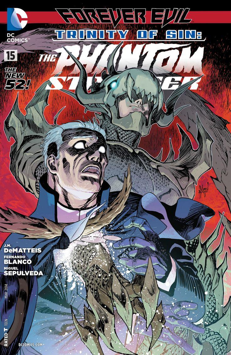 Trinity Of Sin: The Phantom Stranger #15
