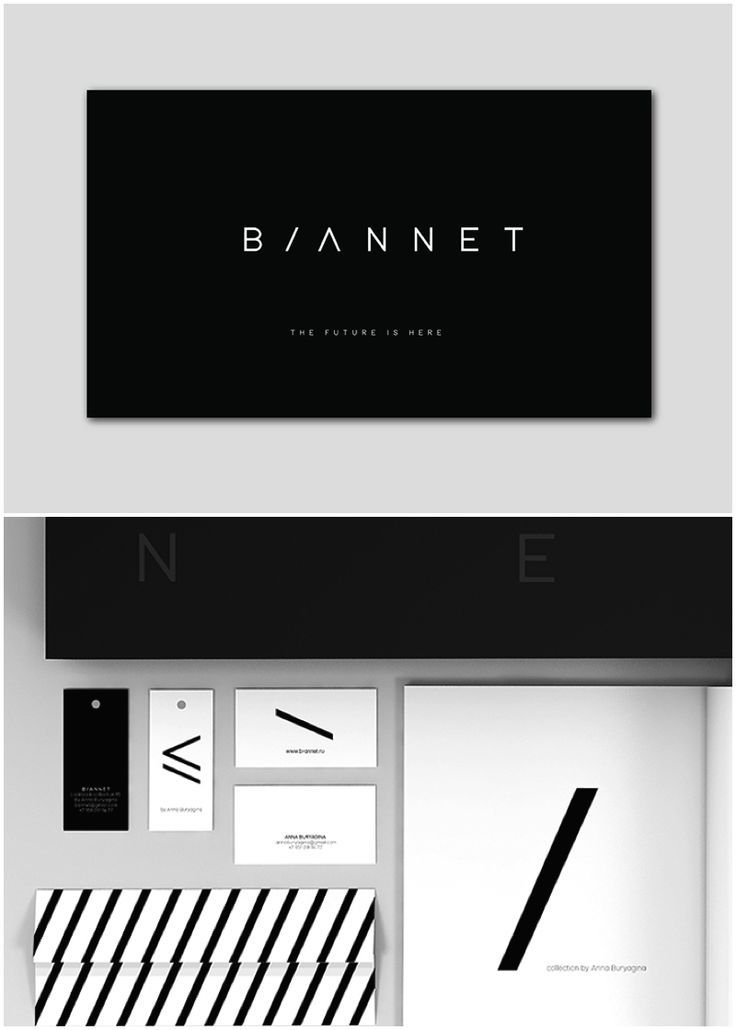 Corporate design for fashion designer Anna Buryagina – B / A N N E T (2015) Art direction: Maria Ustinova (Moscow) All images © Maria Ustinova. The UX Blog podcast is also available on iTunes.