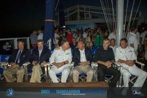 Τα βαρύτιμα Κύπελλα έδωσαν ο Γ. Μώραλης και ο Γ. Ανδρεάδης «Ήταν αναμφίβολα το καλύτερο Πανελλήνιο ιστιοπλοΐας ανοικτής θάλασσας ORCi, των τελευταίων ετών. Έγιναν συναρπαστικοί αγώνες, όλα τα σκάφ…