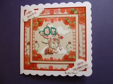 Cupid Take A Shot on Craftsuprint - View Now!