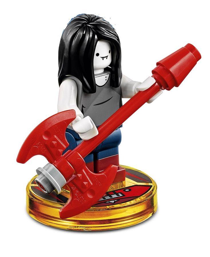 Lego Dimensions Marceline Minifigure 71285