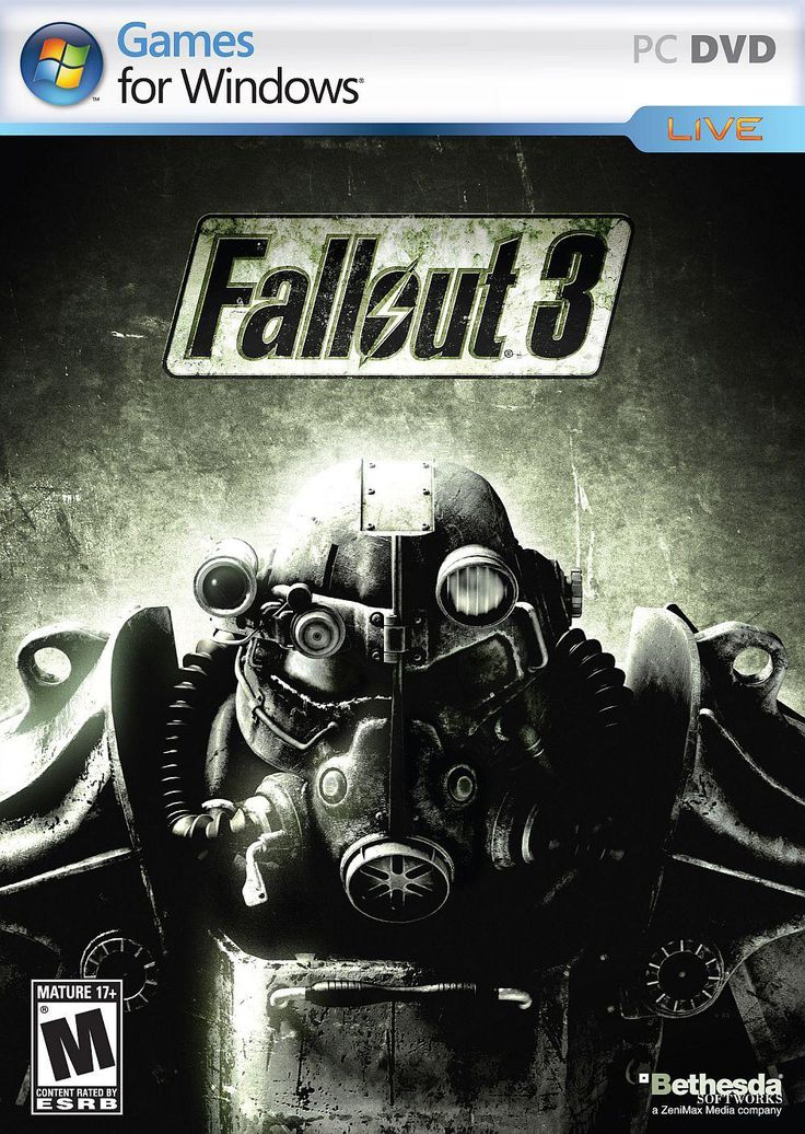 Fallout 3 is a postapocalyptic action roleplaying open